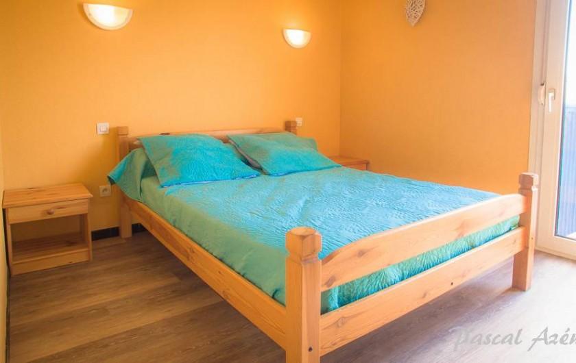 Location de vacances - Appartement à Argelès-sur-Mer - La chambre
