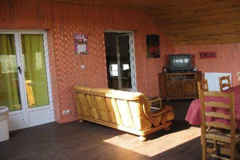 Location de vacances - Gîte à Villainville