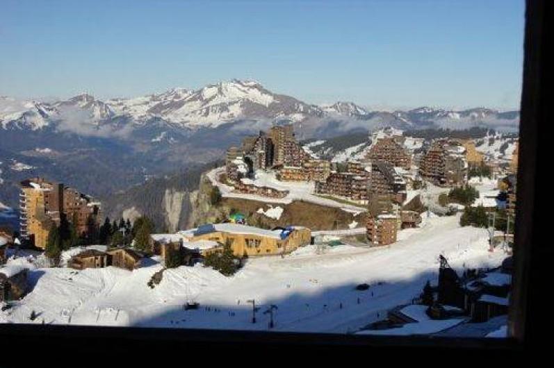 location appartement ski en haute savoie