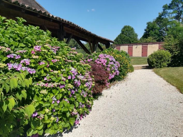 Location de vacances - Château - Manoir à Saint-Priest-Ligoure