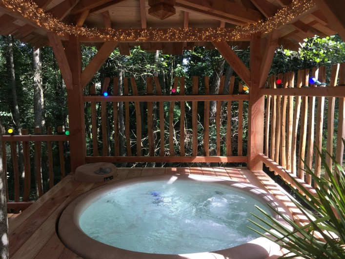 Location de vacances - Cabane dans les arbres à Orly-sur-Morin