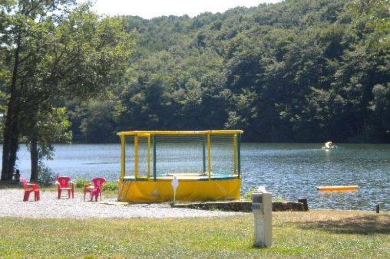 Location de vacances - Camping à Villefranche-de-Panat