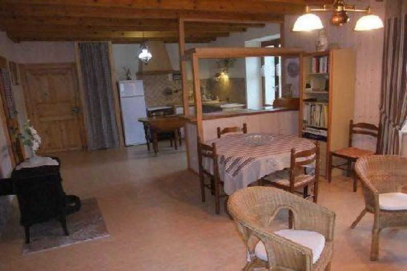 Location de vacances - Appartement à Plancher-les-Mines