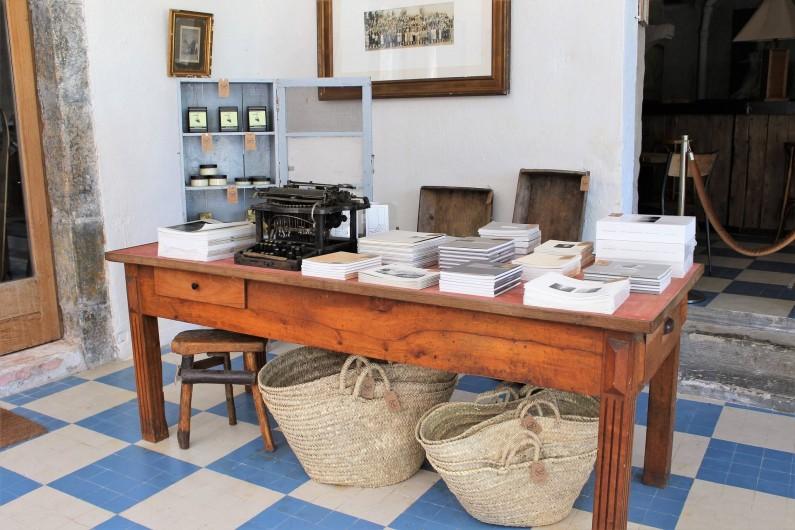 Location de vacances - Chambre d'hôtes à Aubrac - La boutique