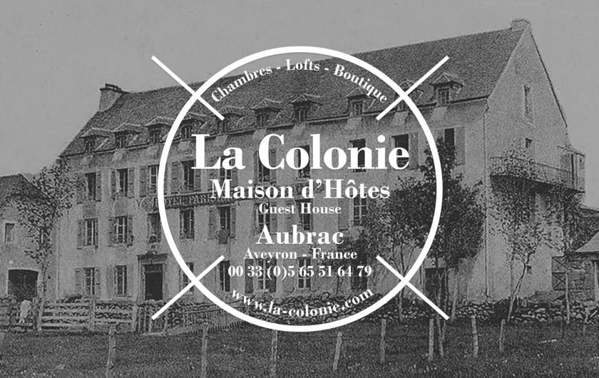 La colonie chambres g tes lofts et appartements d 39 h tes aubrac dans l 39 aveyron en midi - Chambre d hote en aveyron ...