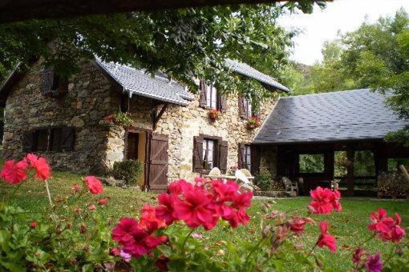 Location de vacances - Gîte à Saurat