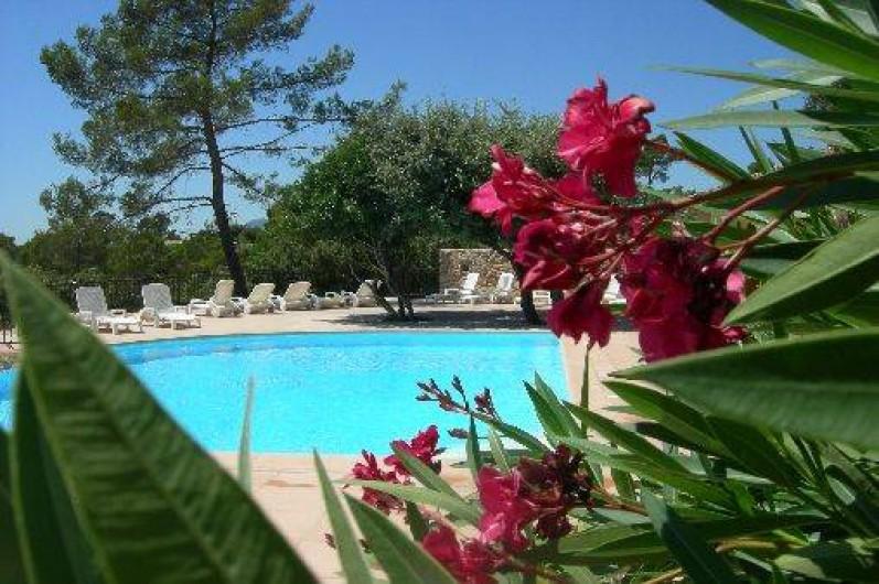 Location de vacances - Gîte à Entrecasteaux