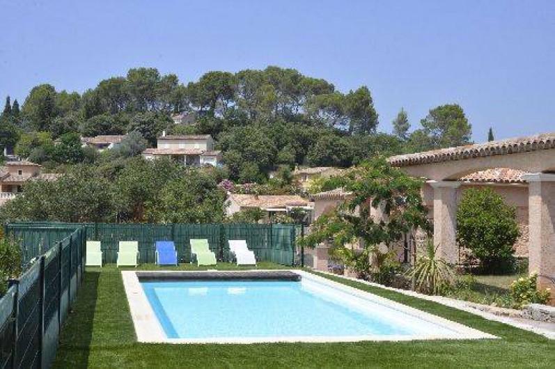 Location de vacances - Gîte à Trans-en-Provence