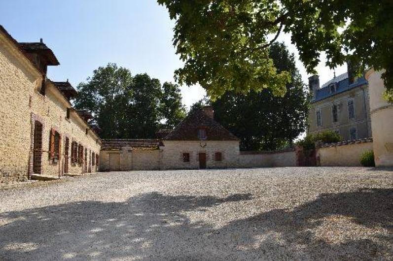 Location de vacances - Gîte à Fouchères