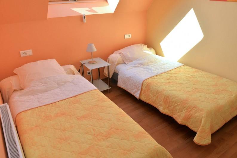 Location de vacances - Gîte à Logelheim - Pour un couple on peu rassembler les lits