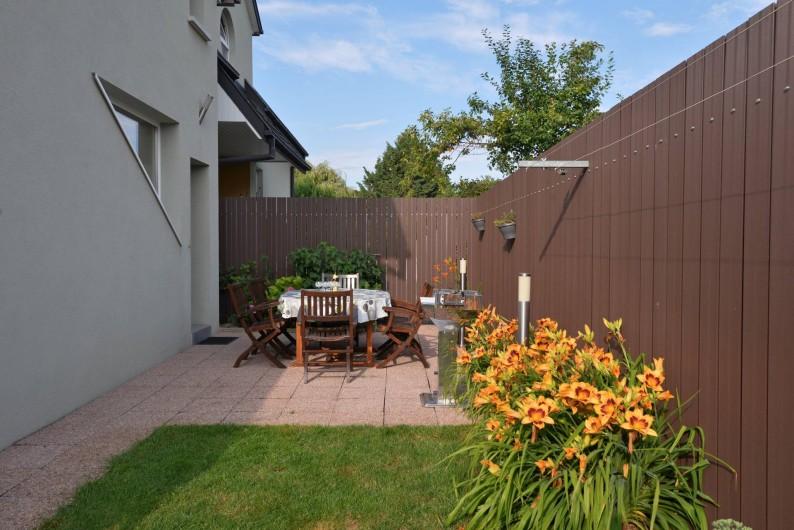 Location de vacances - Gîte à Logelheim - Le barbecue vous attend