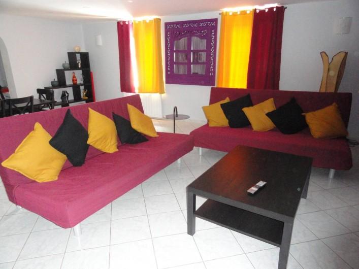 Location de vacances - Appartement à Thollon-les-Mémises