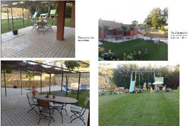 Location de vacances - Villa à Rians