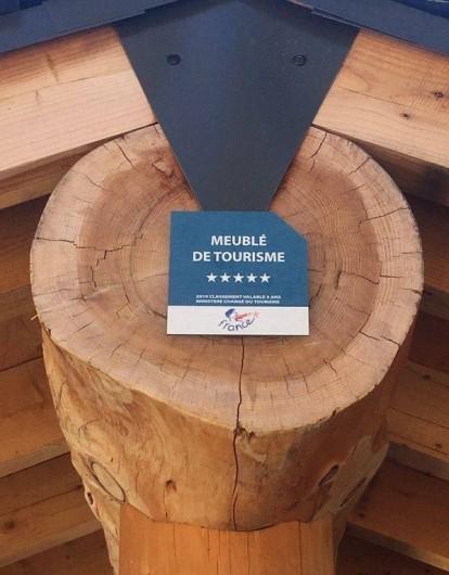 Location de vacances - Chalet à Bolquère - La seule fuste 5 étoiles de Bolquère
