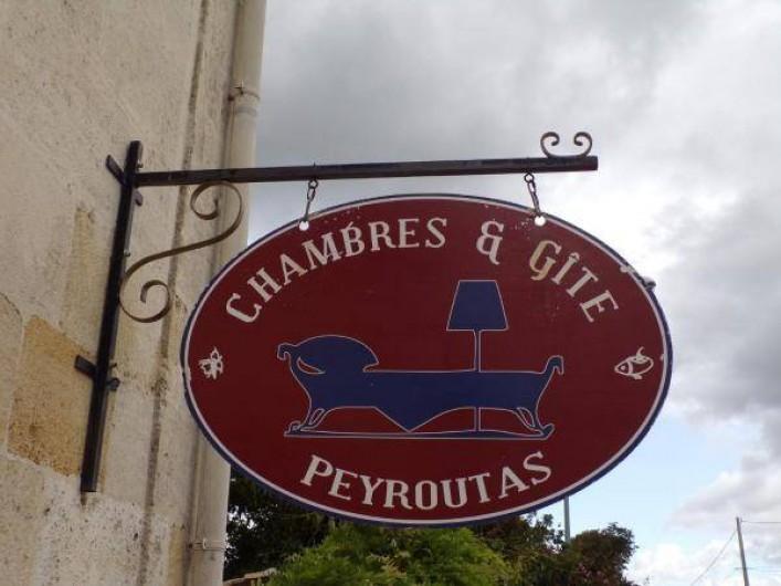 Location de vacances - Gîte à Vignonet