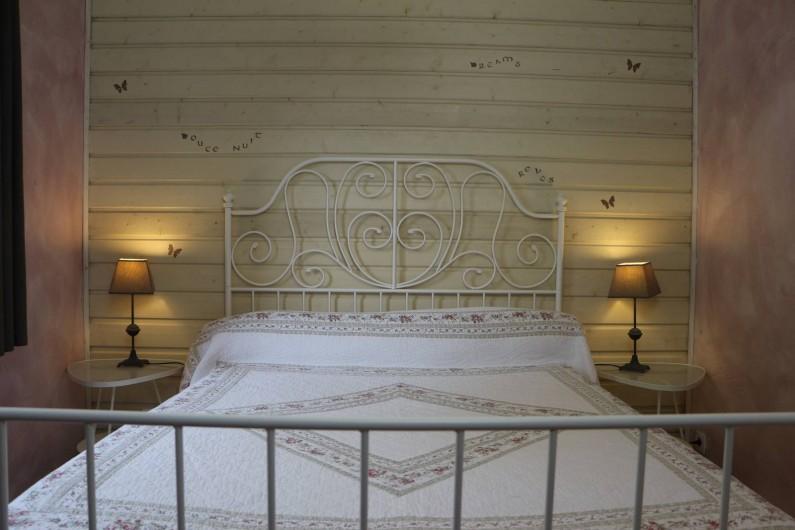 Location de vacances - Gîte à Vignonet - chambre 1