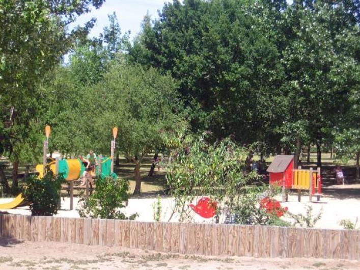Location de vacances - Maison - Villa à Hourtin - Cottages Hourtin*** Ile aux enfants