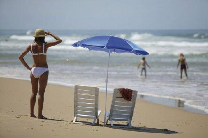 Location de vacances - Maison - Villa à Hourtin - Cottages Hourtin*** plage océan