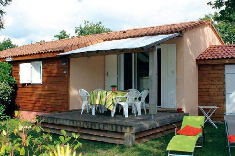 Location de vacances - Maison - Villa à Hourtin - Vue extérieur - Cottages Hourtin*** - médoc Océan