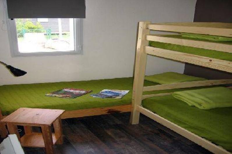 Location de vacances - Maison - Villa à Hourtin - Cottages Hourtin*** - chambre 2
