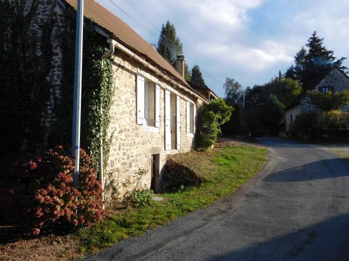 Location de vacances - Gîte à Puydoyeux - La Petite Rue