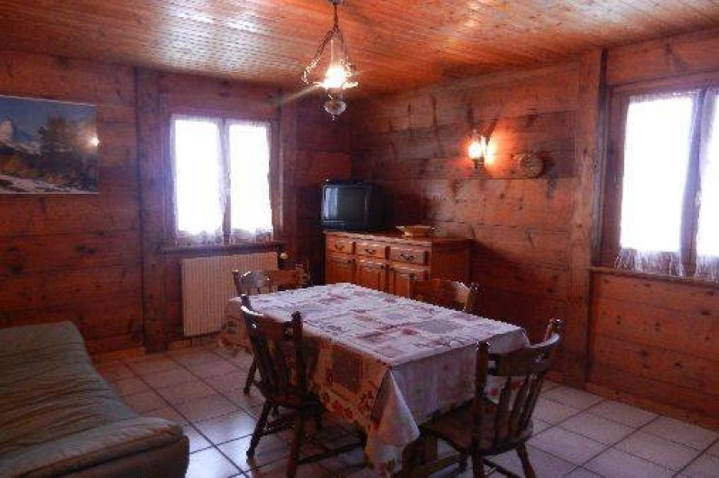 Location de vacances - Appartement à La Chapelle-d'Abondance
