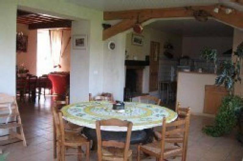 Location de vacances - Gîte à Bernac-Dessus