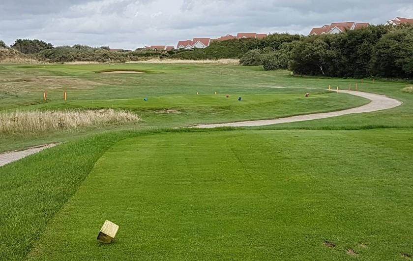 Location de vacances - Appartement à Wimereux - golf de wimereux