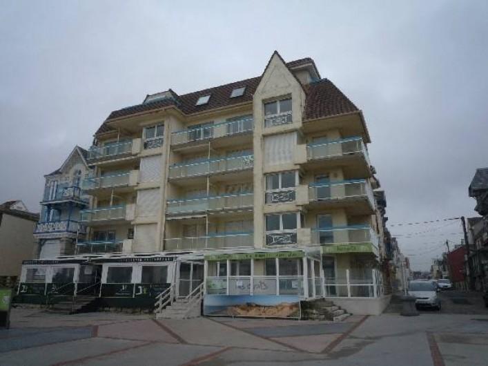 Location de vacances - Appartement à Wimereux - immeuble