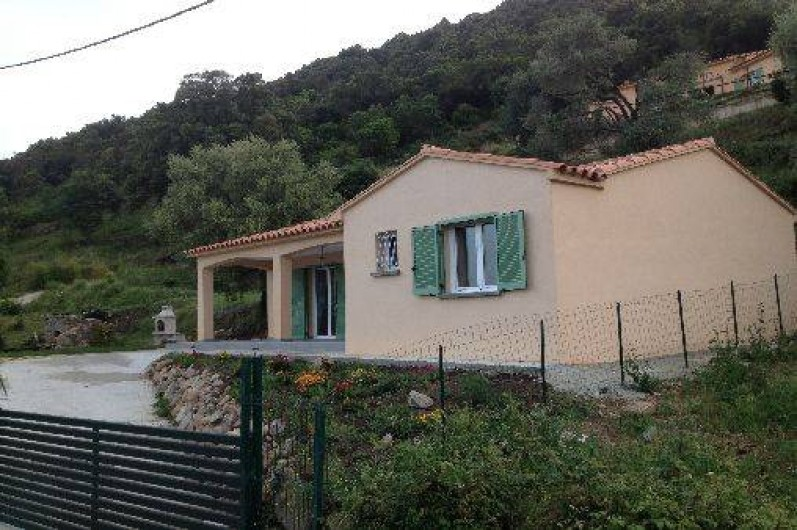 Location de vacances - Villa à Serra-Di-Fiumorbo