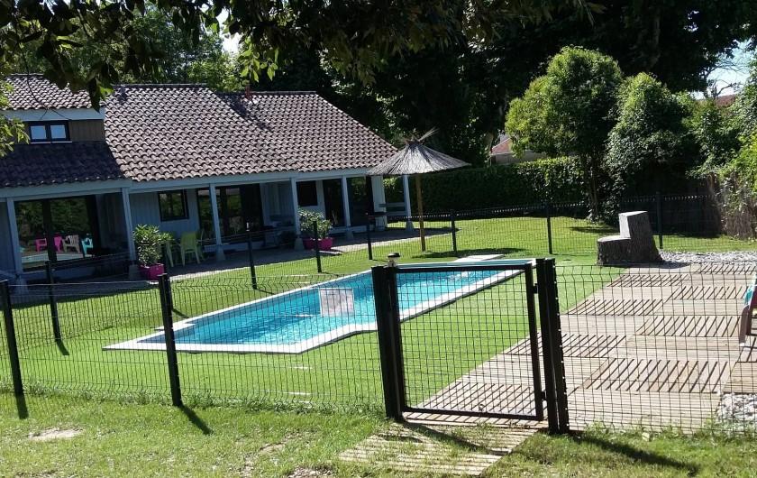 """Location de vacances - Gîte à Grospierres - Gîtes """"Les Petits Chassezac"""""""