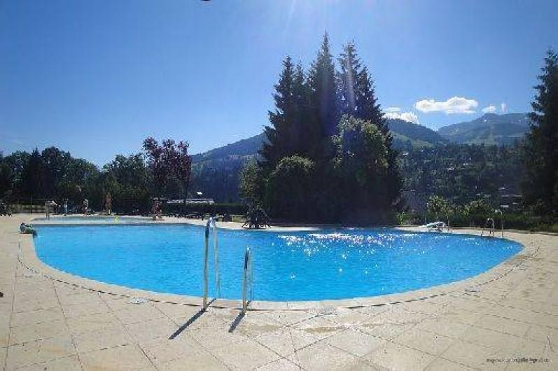 Location de vacances - Studio à Megève