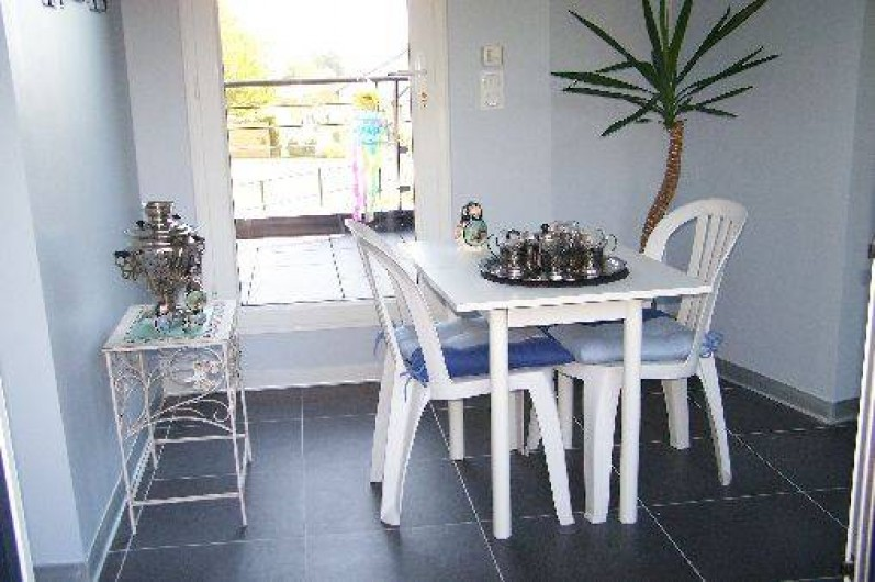 Location de vacances - Appartement à Coudekerque-Village