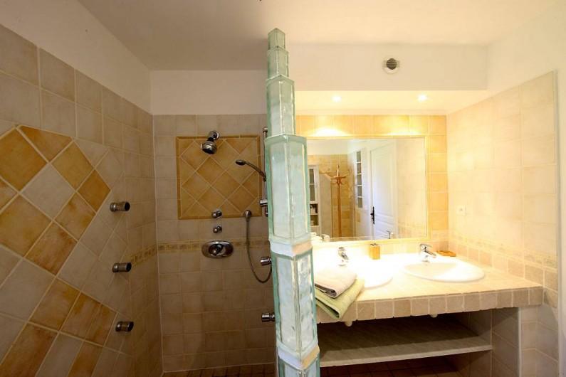 Location de vacances - Villa à Avignon - Chambre 6 lit 180 ou 2 lits 90