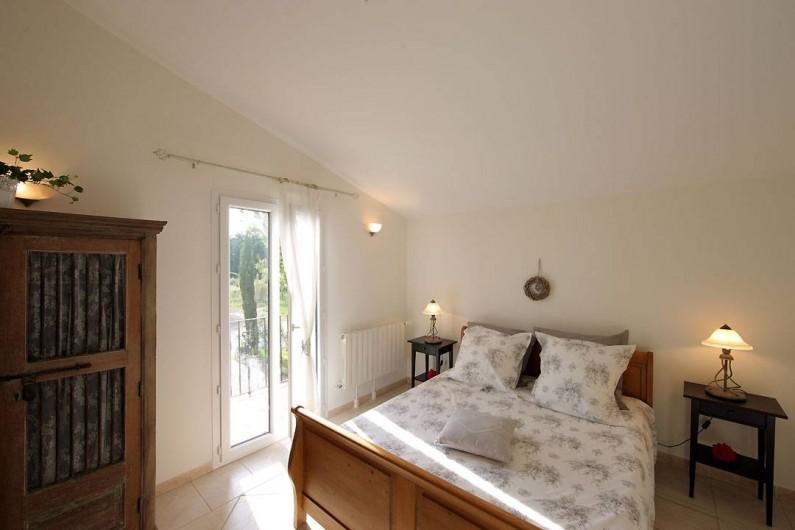 Location de vacances - Villa à Avignon - Chambre 1 lit 160