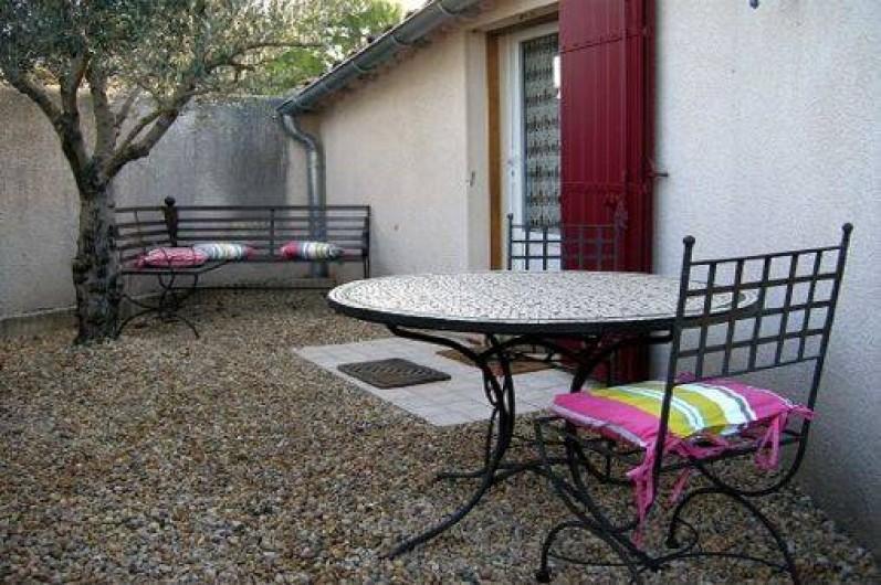 Location de vacances - Gîte à Pernes-les-Fontaines