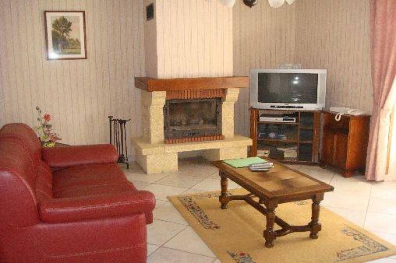 Location de vacances - Villa à Coux-et-Bigaroque