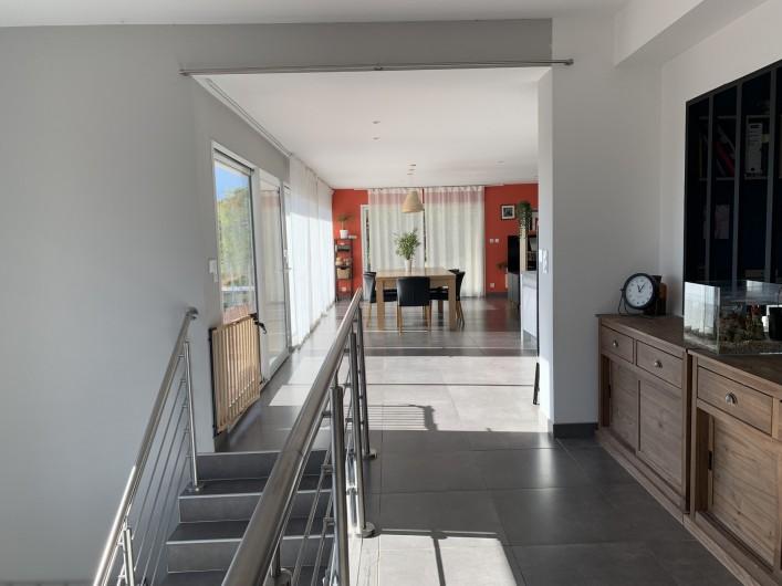 Location de vacances - Villa à Barjac - Entrée