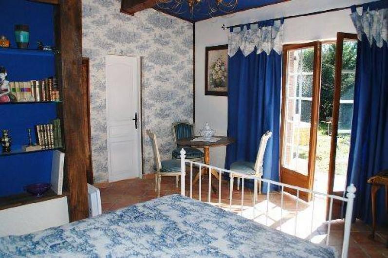 Location de vacances - Chambre d'hôtes à Cuers - la chambre