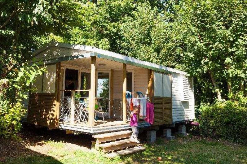 Location de vacances - Camping à Concarneau