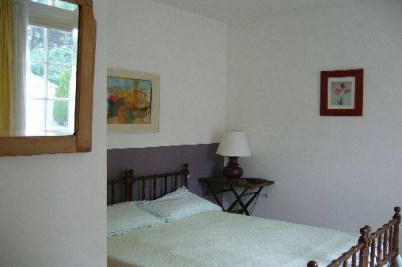 Location de vacances - Gîte à Le Beausset - Entrons dans la chambre....