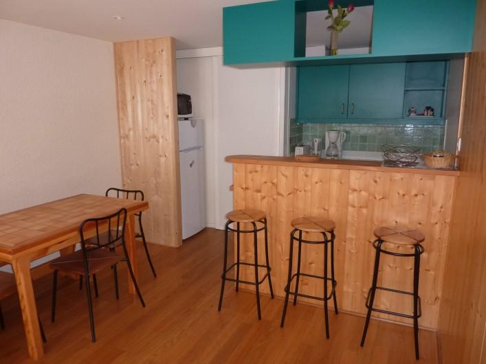 Location de vacances - Studio à La Grave - cuisine