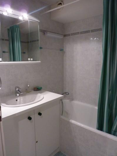 Location de vacances - Studio à La Grave - Salle de bain