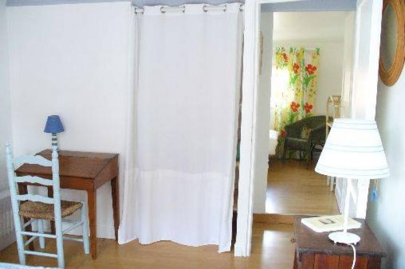 Location de vacances - Villa à Le Crotoy - Chambre n°2