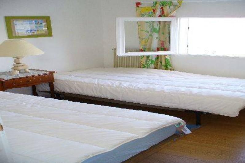 Location de vacances - Villa à Le Crotoy - Chambre n°1