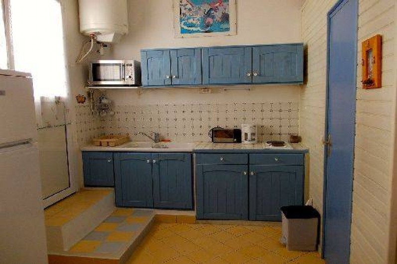 Location de vacances - Studio à Bandol - coin cuisine