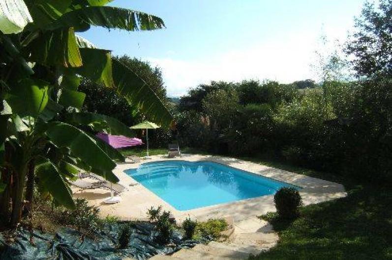Location de vacances - Villa à Saint-Pée-sur-Nivelle