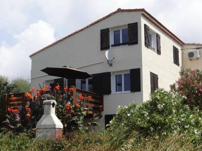 Location de vacances - Appartement à Pianottoli-Caldarello - villa