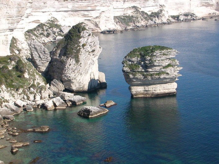 Location de vacances - Appartement à Pianottoli-Caldarello - bonifacio