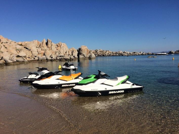 Location de vacances - Appartement à Pianottoli-Caldarello - location jet ski et flyboard pianottoli CJL